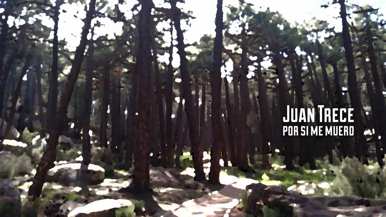 Por si me muero, Juan Trece, nuevo disco