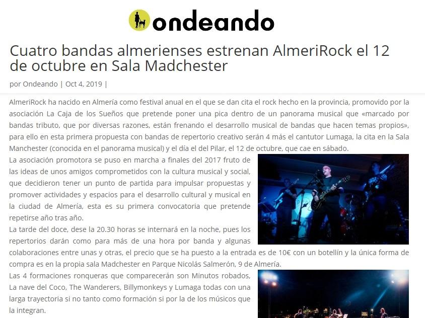 AlmeriRock en medios de comunicación /><br /> <img src=